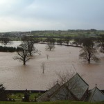 river eden flood 2005