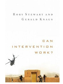 'Can intervention work' book cover
