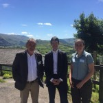 Rory Stewart MP at Blencathra