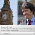 BBCWorldServiceFirstDaysInParliament