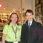 Kerry-Anne Hunter, Rory Stewart
