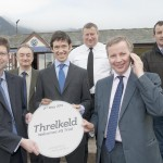 Launching the 4G Network at Threlkeld