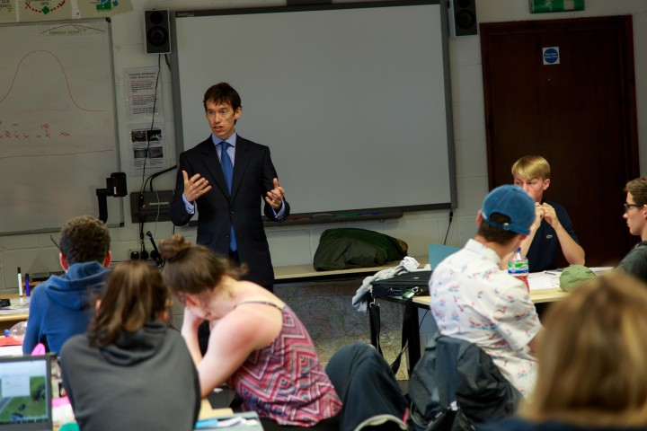 Rory Classroom