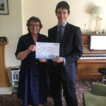 RORY STEWART MP WITH EVELINE DUGDALE