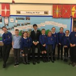 Rory at Bewcastle Primary School