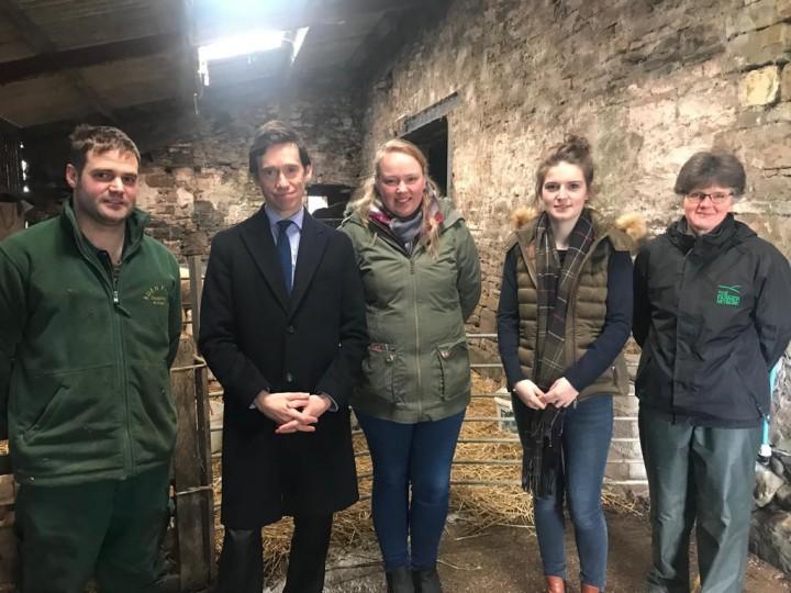 Rory Stewart - Farmer Network