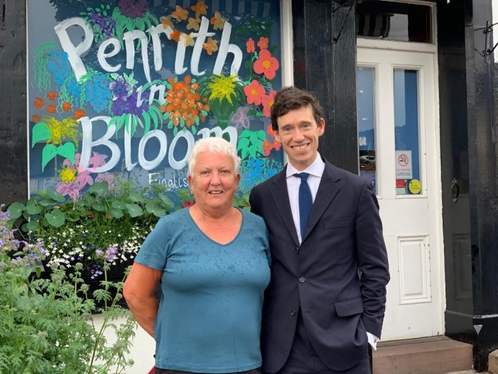 Rory Stewart Penrith In Bloom